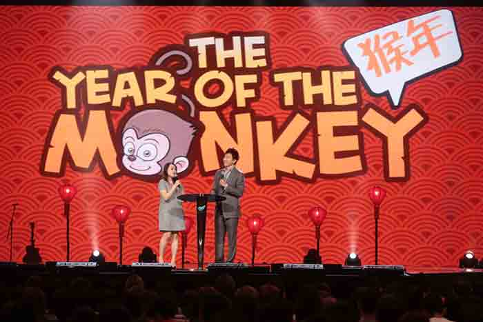 Kong Hee: A Christian Take On The Year Of The Monkey