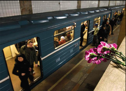 Miracle Escape From Moscow Suicide Bombing