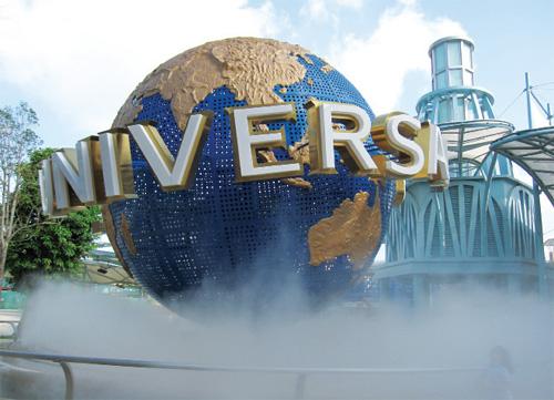 Ride High At Universal Studios Singapore