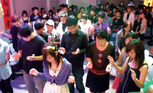 From House Ministry to Harvest Ministry