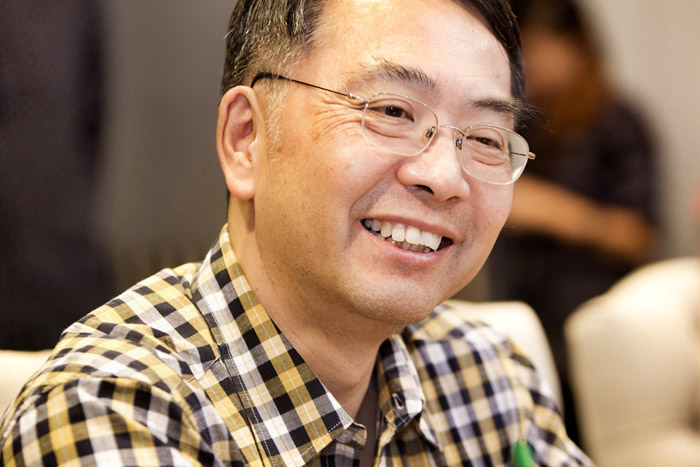 Dr. Chan Kim Kwong: A Study Of City Harvest Church