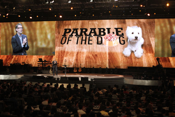 Phil Pringle: Parable Of The Dog