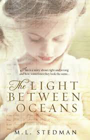 Bookmark: The Light Between Oceans