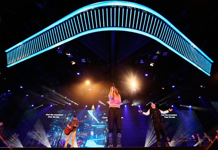 City Harvest Church Starts A New Chapter In Suntec Singapore