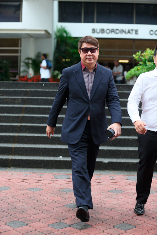 CHC Trial: I Would Have Sold Assets To Fulfill Personal Guarantee, Hanafi Tells Court