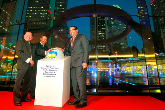 A New Day For Suntec And CHC