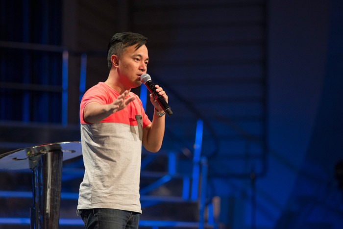 Emerge Bible Boot Camp: Learning To Live For God