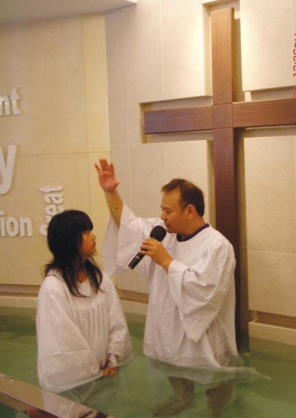 Rhema Harvest Church: A Church That Serves