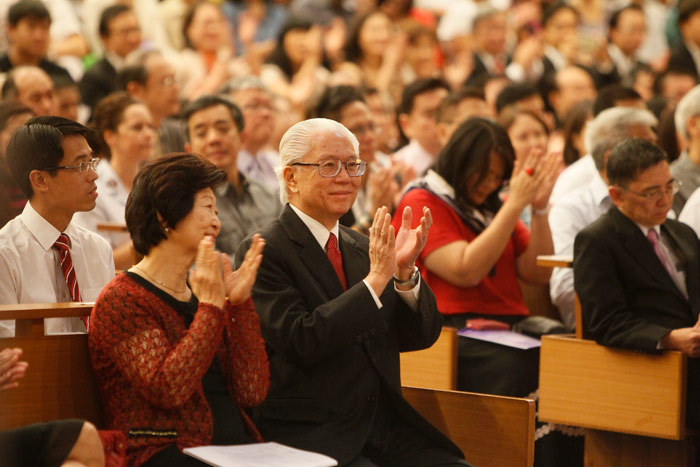 NCCS National Day Thanksgiving Service: God's Heart For This City