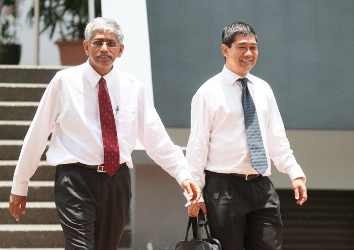 """CHC Trial: Accused """"Looked Up"""" To Foong As An Auditor And A Christian"""