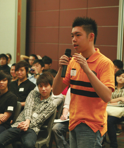 Grooming Young Entrepreneurs