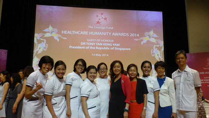 Her Passion: Nursing Others Back To Health
