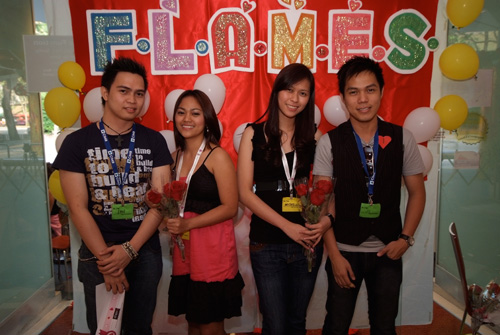 Filipino Fellowship Lights Up With F.L.A.M.E.S.
