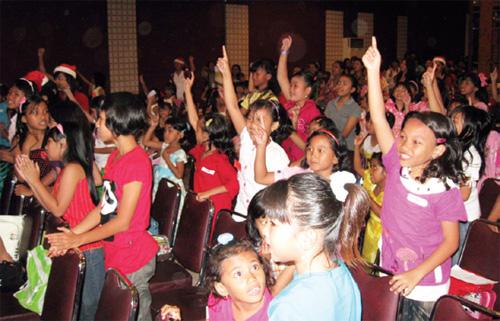 GPdI Lippo Cikarang: A Light In The Community