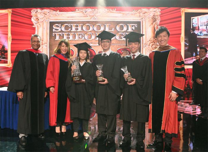Congratulations School Of Theology 2013!