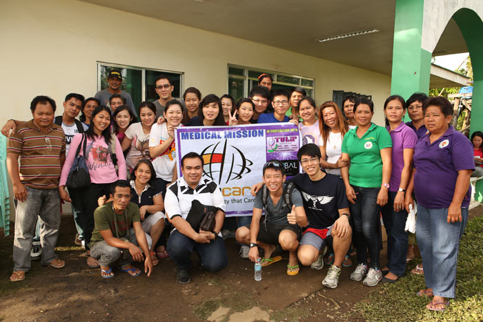 CHC Disaster Relief Team 8: Strength In Adversity