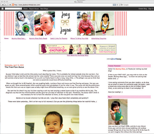 Blogging For Parents:  A Daddy's Journey