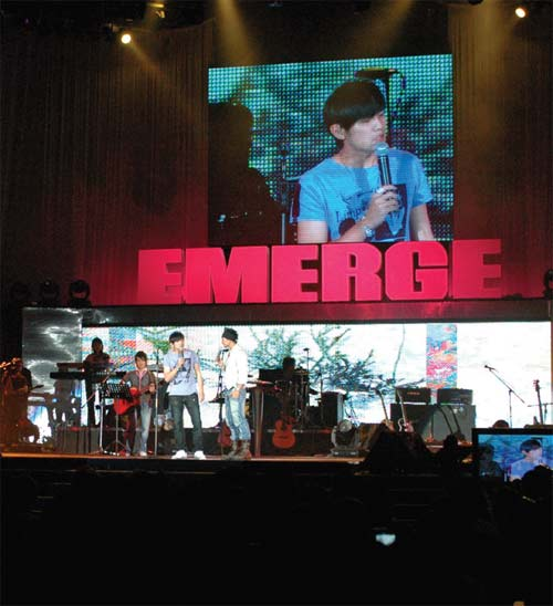 Emerge: Setting Youth On Fire For God
