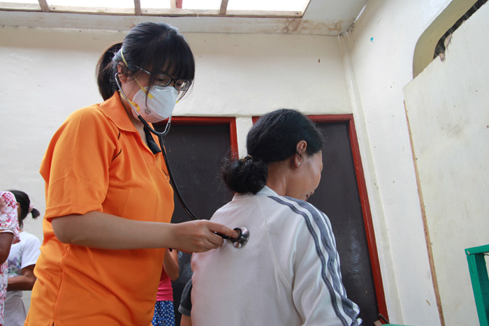 CHC Disaster Relief: Bringing Healing & Hope