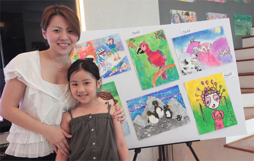 Buy A Painting,  Educate A Child