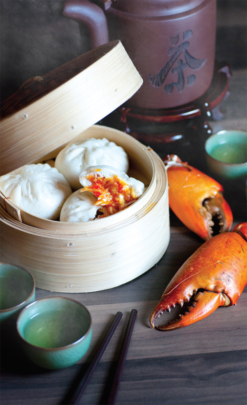 Sit Back, Relax And Have (Dim) Sum High Tea