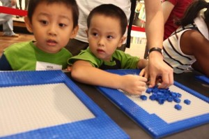 Lego Charity Event