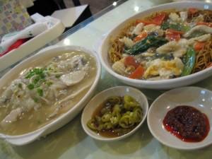 Chong's Yummy Favorites: Yi Kou Wei Heritage Taste