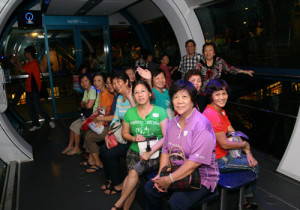 COPE Outing: A night of Capsule joy