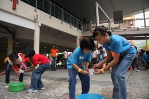 Kids Breakout @ Singapore Poly!
