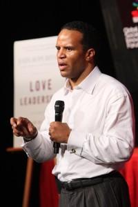 A Lobby For Love Leadership