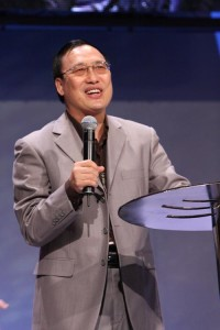 Interview with Pastor Peter Chu