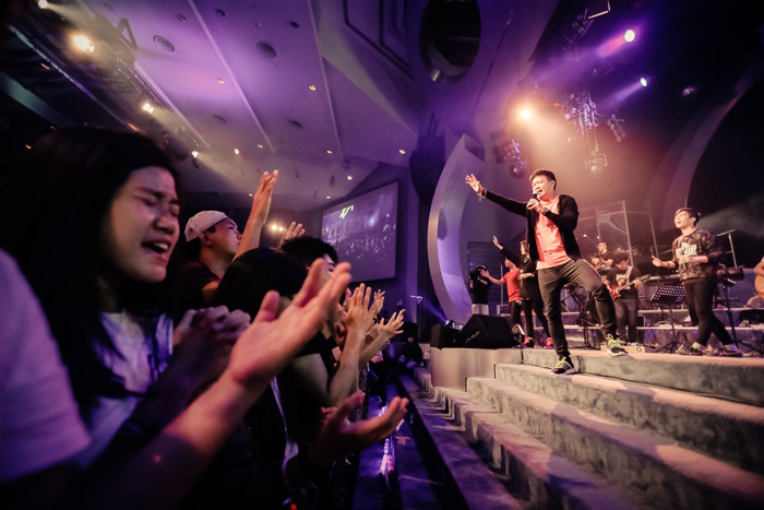 Emerge 2015: A Night Of Revival