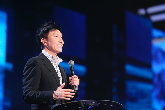Kong Hee: Meditation Is The Key To Blessing