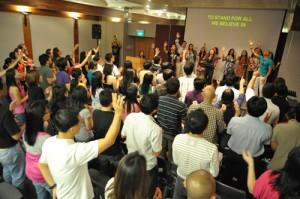 Filipino Fellowship Kicks Off