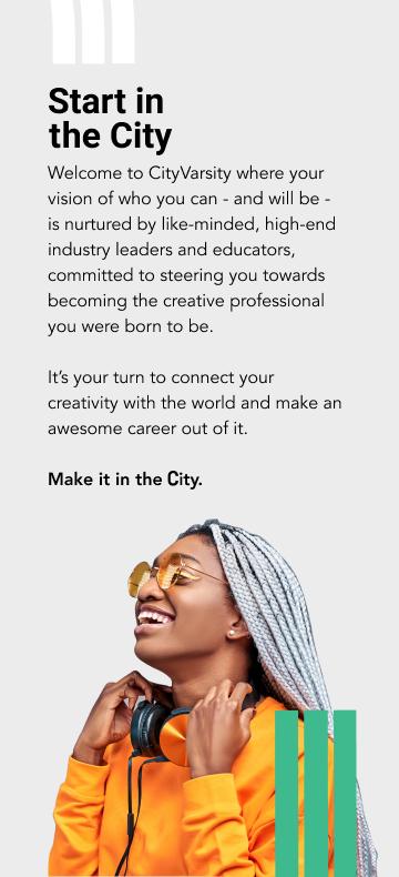 City Varsity - Start in the City
