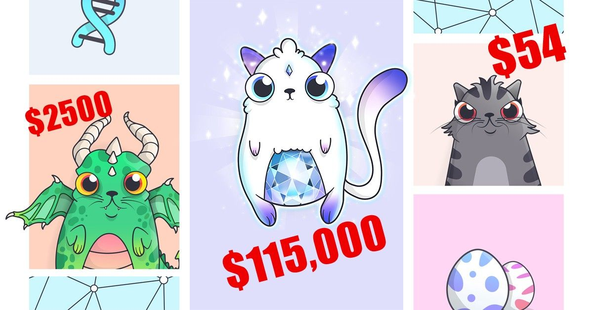 Designing CryptoKitties has become one of the most lucrative NFT Jobs