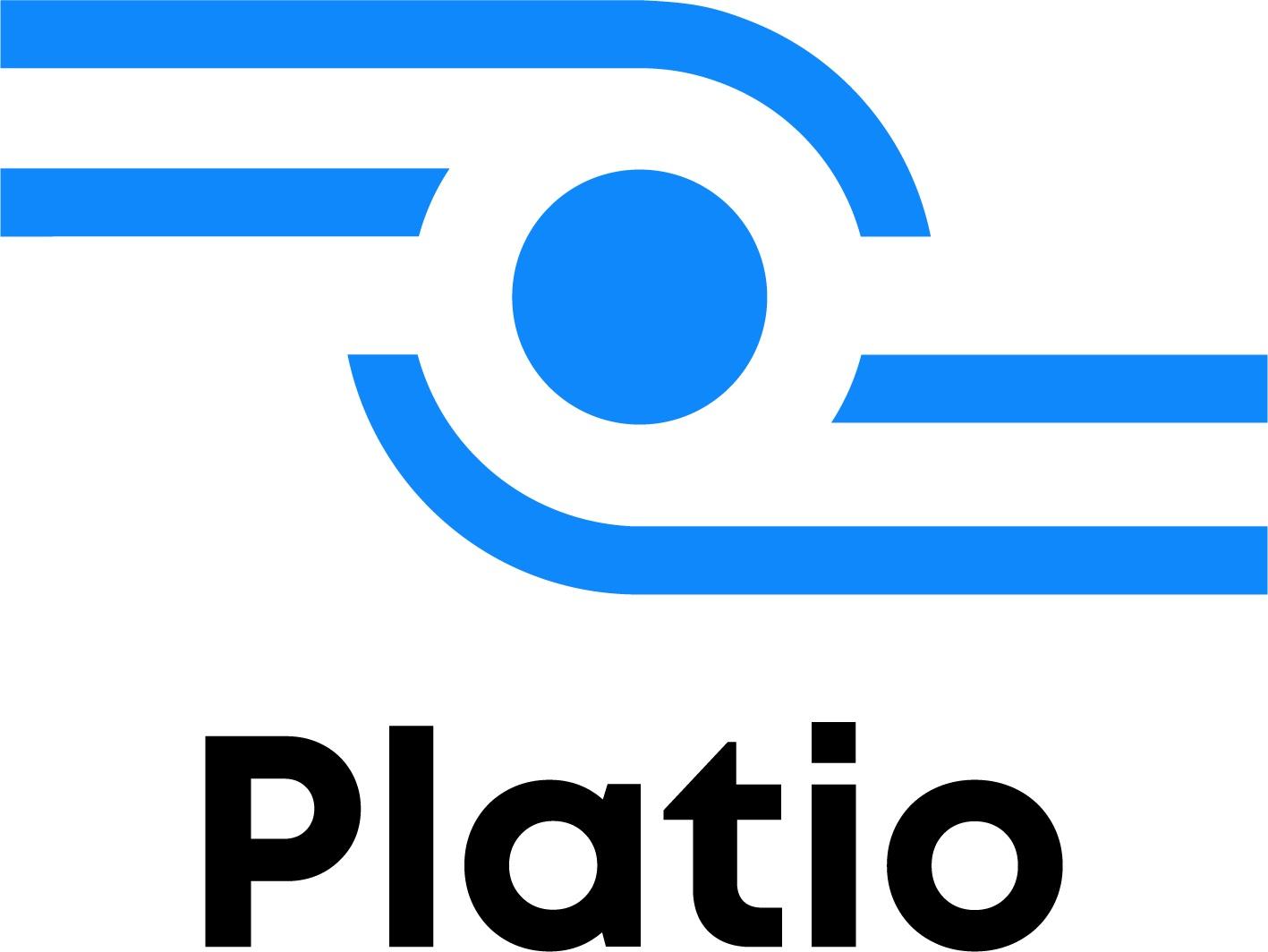 モバイルアプリ作成ツール「Platio(プラティオ)」ロゴ