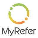 MyReferロゴ