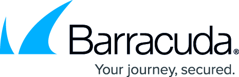 Barracuda Email Security Gatewayロゴ