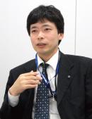 (eTransporter)三井住友建設株式会社 企画部ITグループ 課長 仙波 幹徳 氏