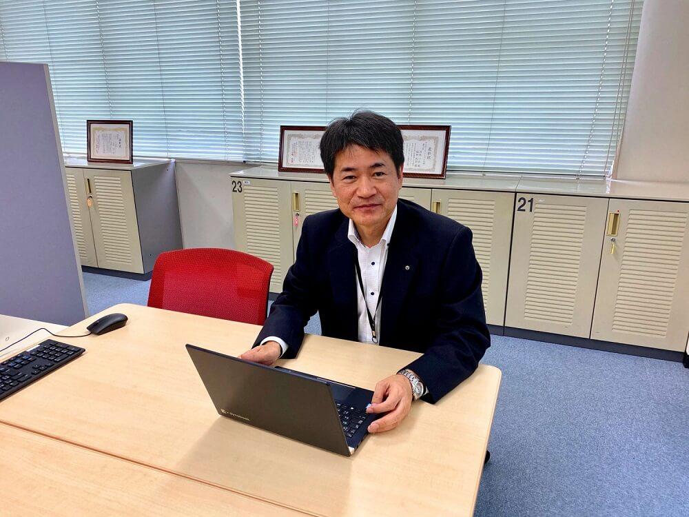 (Backlog)両備システムズ 技術開発センター シニアエキスパート(部長)福田利行さん