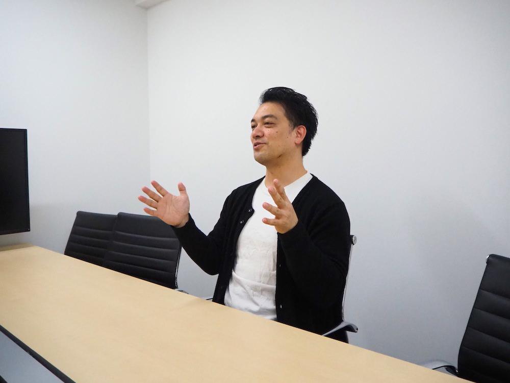クリエイティブサーベイ株式会社取締役菊地孝行氏