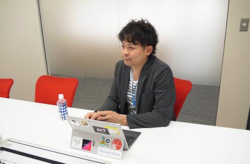 ジェイエムテクノロジー株式会社 ・松野 信太郎