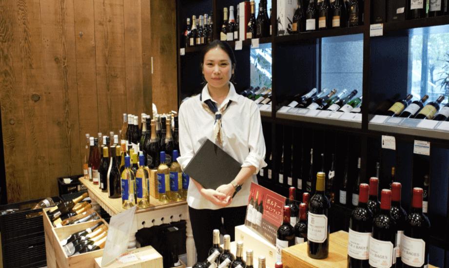 国内No.1のワインスクールのワイン卸部門が受発注システムでテレワークを実現!