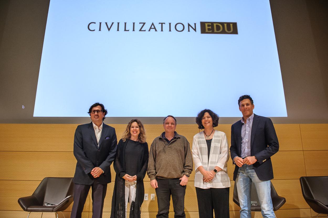 Sid Meier at Games for Change 2016 Civilization Edu