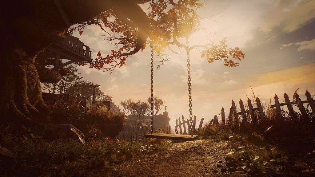 """Game screenshot """"What Remains of Edith Finch"""""""