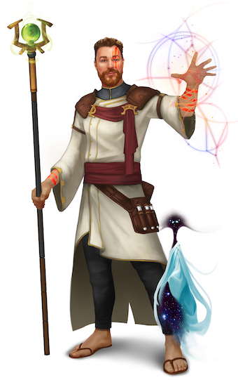 Gamemaster Timothy Martin