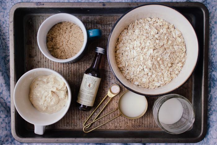 oatmeal preparation recipe