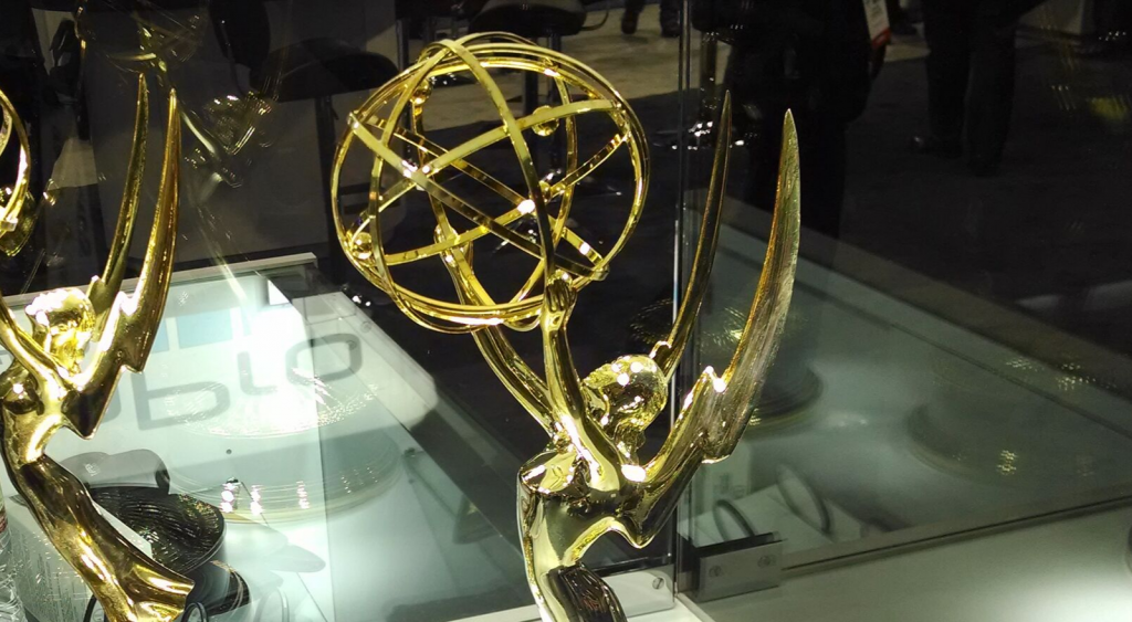 Tiffen's Emmy awards showcased at CES 2014