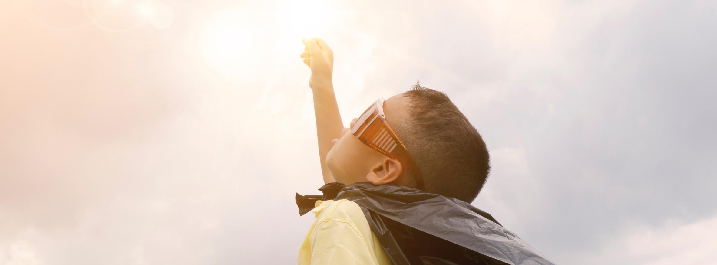 2019-boy-hero-clouds-kid-Photo: Porapak Apichodilok/Pexels